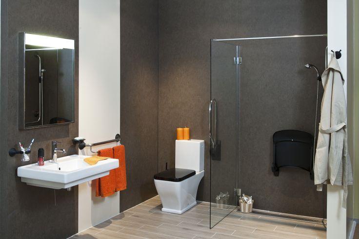 Badkamer Voor Ouderen : Mindervaliden